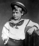 1870 - King George V as a boy
