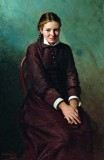 1883 - Student, seated