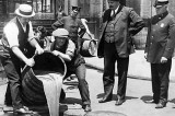 1921 - Pouring out liquor