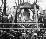 July 5, 1915 - The Liberty Bell begins a cross country tour by train