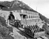 1921 - Mount Tamalpais Tavern and Gravity Car