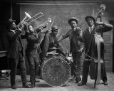 1921 - The King & Carter Jazzing Orchestra