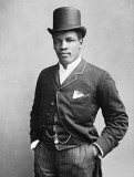 1889 - Champion boxer Peter Jackson