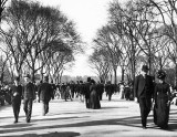 1892 - The Mall, Central Park