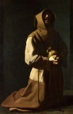 1639 - Saint Francis in Meditation