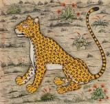 c. 1650 - Illustration from Farah's Encyclopedia of Nature