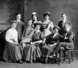 1910 - Washington School for Boys to stage a play