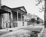 c. 1910 - Beauregard House, Chartres Street