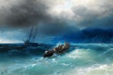 1893 - Storm over the Black Sea
