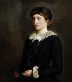 1878 - A Jersey Lily (actress Lillie Langtry)