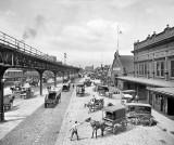 1908 - Delaware Avenue, foot of Market Street
