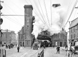 1910 - Boston & Maine Railroad depot