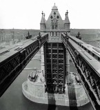 c. 1894 - Upper level of Tower Bridge