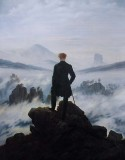 1818 - Wanderer above the Sea of Fog