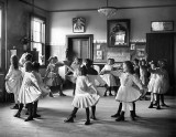 1919 - Dance class in a Georgetown school