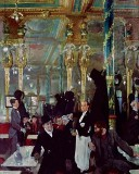 1912 - The Café Royal