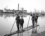 1900 - High River at Carrollton