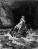 1857 - Charon crossing the River Styx