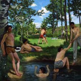 1869 - The Bathers