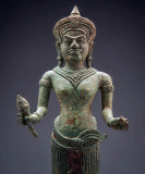 c. 1150 - Khmer statuette of the Goddess Uma