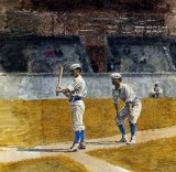 1875 - At practice