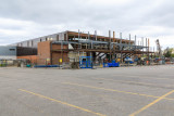 Expansion of Yardmen Arena continues