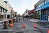Reconstruction of part of Bridge Street East