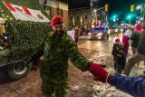 Santa Claus Parade Belleville Ontario 2018 November 18