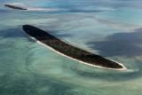 Ile Rodrigues - Photos prises pendant notre vol de Maurice à Rodrigues