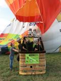 Mondial Air Ballons 2017 – Photos de Christine de l'envol du samedi soir