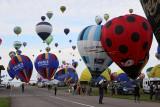 Mondial Air Ballons 2017 – Mes photos de l'envol du mercredi soir