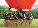 Mondial Air Ballons 2017 – Vol de Christine du mercredi matin