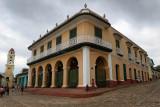 Voyage à Cuba en avril 2017 - Visite de la ville de Trinidad
