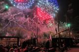 Orléans - Festival de Loire 2017 – Feu d'artifice du samedi soir