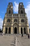 Découverte de la ville de Orléans dont le vieux quartier est classé sur la liste du patrimoine de l'UNESCO