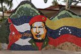 Voyage à Cuba en avril 2017 - Visite du quartier de Fusterlandia décoré de mosaïques