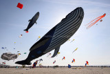 International 2018 Kite Festival in Berck sur Mer - Rencontres Internationales 2018 de Cerfs-Volants à Berck sur Mer