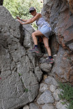 2 weeks in Crete - Walking in the Kritsa gorge near Agios Nikolaos