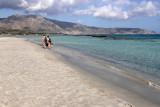 Discovering the west  part of Crete – Le lagon d'Elafonissi