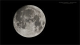 Waxing Gibbous - Sept 24 12:30 am