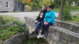 Daisy and Maria Decew Falls
