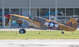 Curtiss-Wright Warhawk P40F
