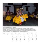 Sacred Mask Dance, Bhutan