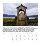 Replica of Thjodhild's Church, Qassiarsuk, Southern Greenland