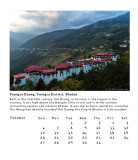 Trongsa Dzong, Trongsa District, Bhutan