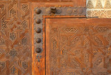 Wooden Door - Detail