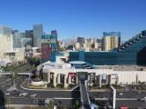 Las Vegas Tropicana hotel room view
