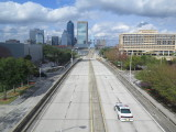 Jacksonville view from Skyway