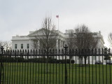 Washington DC The Whitehouse