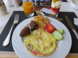 Cairo breakfast